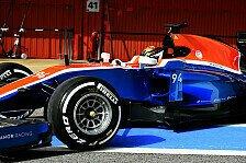 Formel 1 - Wehrlein: So lief sein Debüt für Manor
