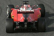 Formel 1 - Ferrari: Verschiedene Motor-Specs in Barcelona?