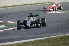 Formel 1 - Barcelona I: Die große Test-Analyse