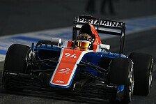 Formel 1 - Manor Revolutions: 7 Antworten zum Wehrlein-Team