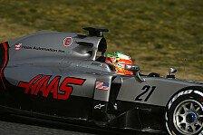 Formel 1 - Oldschool: Bei Haas packt der Fahrer mit an