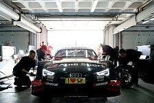 DTM - Gass: Rekordverdächtige Testfahrten in Monteblanco