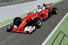 Formel 1 - Nachlese Tag 1 & 2: Testfahrten Barcelona I