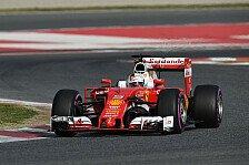 Formel 1 - Ferrari: Das steckt hinter dem Ultrasoft-Test