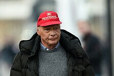 Formel 1 - Lauda: Beim geringsten Fehler ist Ferrari vorbei