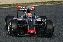 Formel 1 - Grosjean: Die 100-Runden-Marke muss fallen
