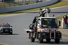 Formel 1 - Haryanto: Dreher beim Manor-Debüt