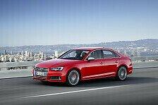 Auto - Audi stellt den neuen S4 und S4 Avant vor