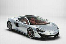 Auto - McLaren präsentiert den 570GT