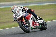 Superbike - Hayden überzeugt an erstem Superbike-Wochenende