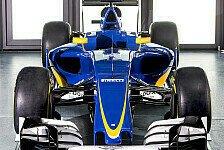 Formel 1 - Sauber zeigt neues Auto