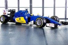 Formel 1 - Bilder: Präsentation Sauber C35