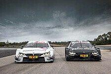 DTM - Gelb bis schwarz: BMW zeigt alle 2016er Autos