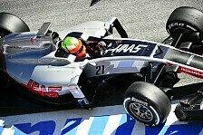 Formel 1 - Haas setzt in Barcelona auf Katastrophenschutz