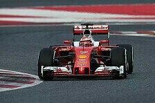 Formel 1 - Nachlese Tag 3 & 4: Testfahrten Barcelona I