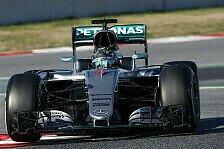 Reifenwahl für Australien GP: Mercedes splittet