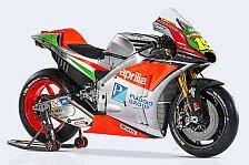 MotoGP - Bilder: Endlich: Das ist Aprilias Bike für 2016