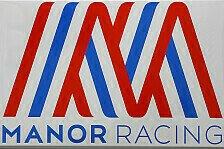 Kein Investor gefunden: Formel-1-Team Manor schließt Türen