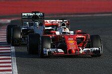 Formel 1 - Nachlese Tag 1 & 2: Testfahrten Barcelona II