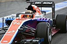 Formel 1 - WM-Vorschau 2016 - Manor Racing: Der Umbruch