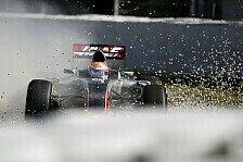 Formel 1 - Steiner über Grosjean-Ausraster: Gehört zum Sport