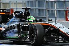 Formel 1 - Hülkenberg wettert gegen Halo-Konzept