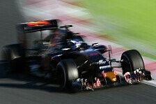 Formel 1 - WM-Vorschau 2016 - Toro Rosso: Platz 5 Minimalziel