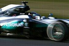 Formel 1 - Hamilton: Mercedes noch nicht am Limit