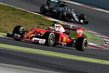 Formel 1 - Ferrari kontert Zweifler: Starker Räikkönen-Tag