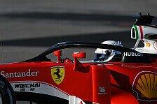 Formel 1 - Halo-Einführung 2017 so gut wie sicher