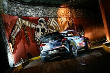WRC - Video: Hyundai: Die besten Onboardaufnahmen aus Mexiko
