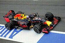 Formel 1 - WM-Vorschau 2016 - Red Bull: Hoffnung Europa
