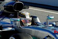 Formel 1 - Spannendere Formel 1 2016 durch Mini-Änderungen