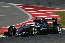 Formel 1 - Mercedes in Australien: Mahnende Favoriten