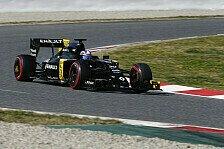 Formel 1 - WM-Vorschau 2016 - Renault: Rückkehr als Werksteam