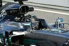 Formel 1 - Mercedes: Rosberg wird Letzter
