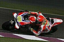 MotoGP - Iannone im dritten Training erneut mit Bestzeit