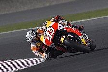 MotoGP - Marquez sicher: Mit falschem Setup nur um Rang 10
