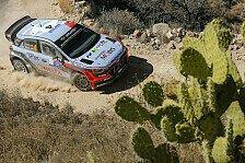 WRC - Video: Hyundai in Mexiko: Die besten Aufnahmen aus der Luft