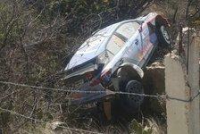 WRC - Hyundai kritisiert Neuville nach Mexiko-Unfall