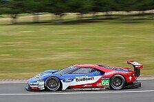 24 h von Le Mans - Ford fixiert Fahreraufgebot für Le-Mans-Comeback