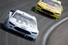 NASCAR - Zweiter Las-Vegas-Sieg für Keselowski
