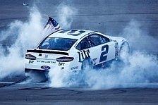 NASCAR - Bilder: Kobalt 400 - 3. Lauf