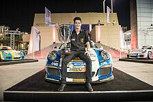 Mehr Motorsport - Schmidt gewinnt Porsche Challenge Middle East