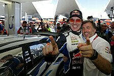 WRC - Trotz Abgas-Skandal: VW bis 2019 in der WRC