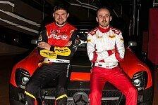 WRC - Kubica + Prokop starten bei 12h-Rennen von Mugello