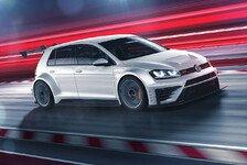 ADAC TCR Germany - Volkswagen präsentiert 330 PS starken Golf GTI TCR