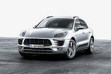 Auto - Porsche Macan: Kompakt-SUV mit Vierzylinder-Turbo