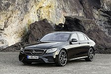 Auto - Der neue Mercedes-AMG E 43 4Matic