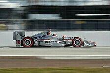 IndyCar - Penske deklassiert Konkurrenz im Qualifying